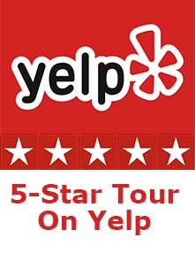 5 Star Tour On Yelp